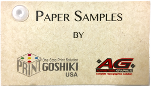 Washi Special Paper Business Card
