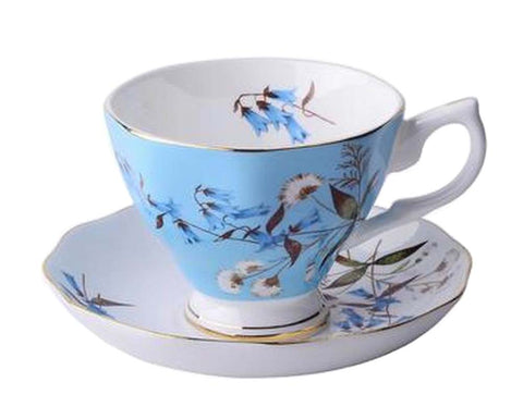 [Dandelion] Exquisite Demitasse Cup Coffee Cup Espresso Cup and Saucer