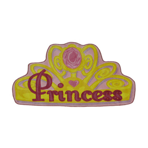 "Supreme Home Decorative Area Rug Nylon Pretty Princess -31""""X47"""""
