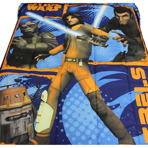 5 Star Wars Rebels Fight Twin-Full Comforters