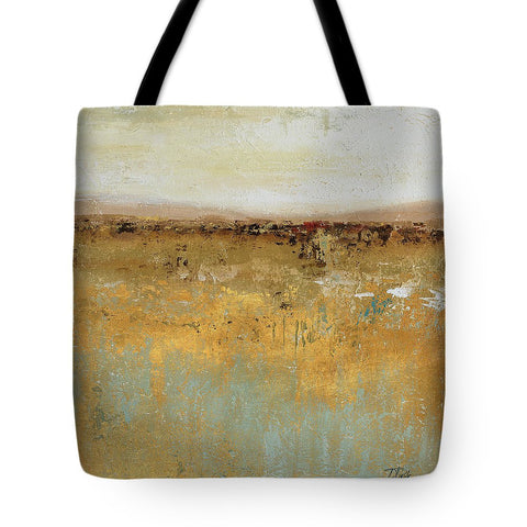Antique Gold Contemporary II Tote Bag