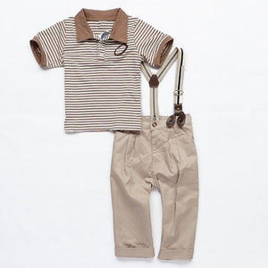 3-Piece Classy Fashion Outfit For Baby Boys