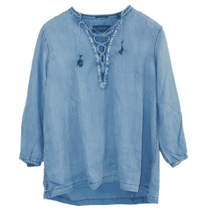Jeansbluse von Scotch & Soda