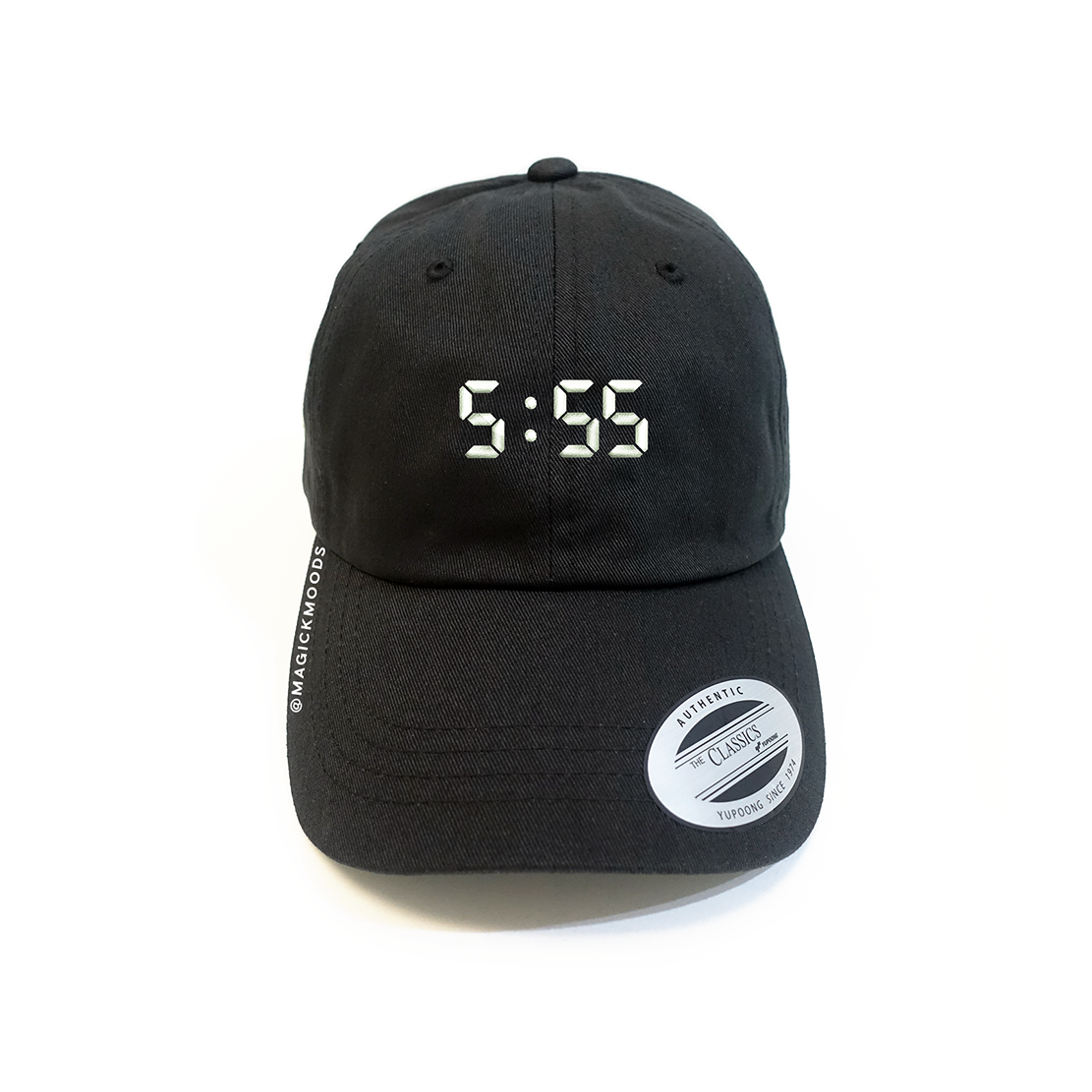 5:55 Dad Hat - Angel Numbers