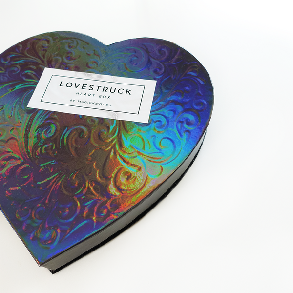 Lovestruck Crystal Heart Box *Special Edition: Shadow*