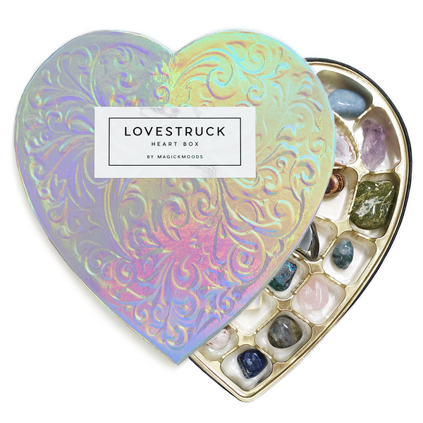 Lovestruck Crystal Heart Box *Special Edition: Light*