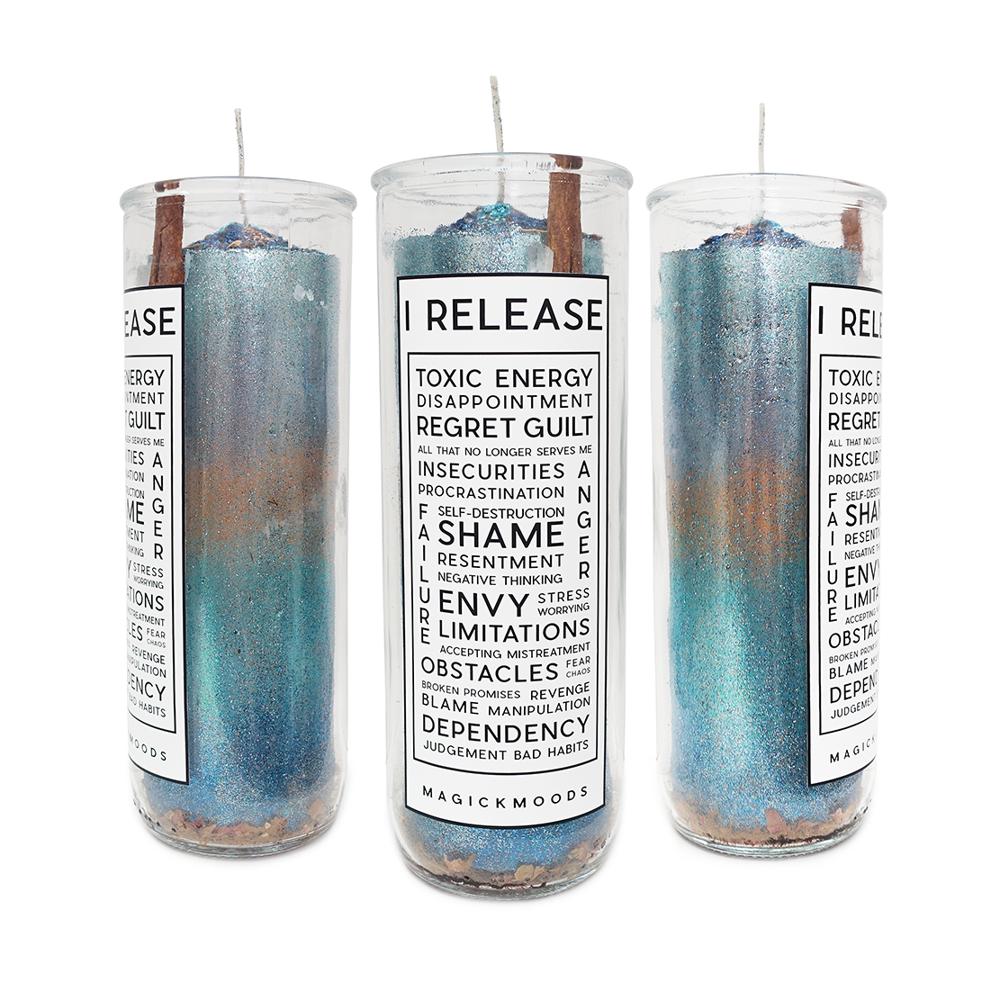 I Release 7-Day Meditation Candle - PREORDER - Ships by 12/15
