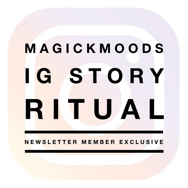 Story Ritual Meditations - 3 DAY PASS (3/15-3/17)