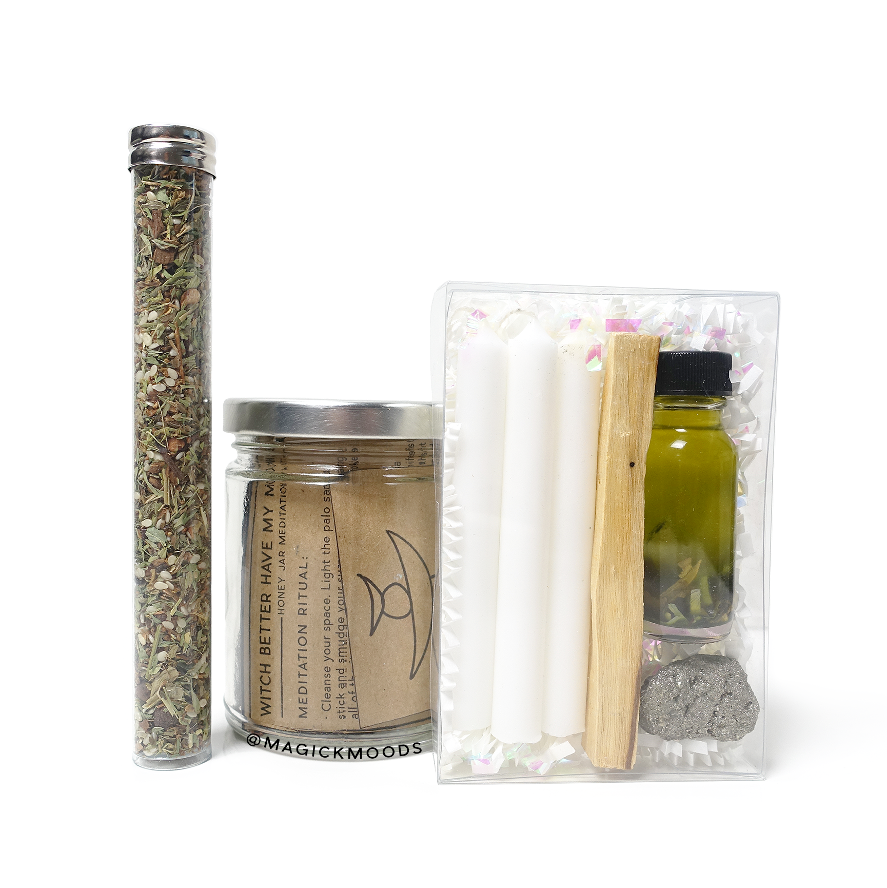 THE ORIGINAL - Witch Better Have My Money ™ Honey Jar Kit