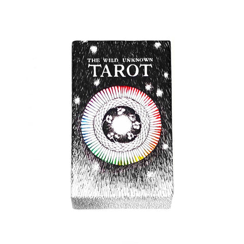 The Wild Unknown Tarot (First Edition)