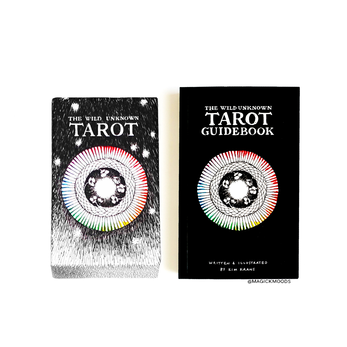 The Wild Unknown Tarot & Guidebook Set (First Edition)