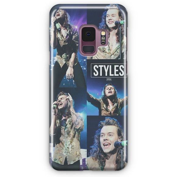 1 Direction Harry Styles Samsung Galaxy S9 Case | Tridicase