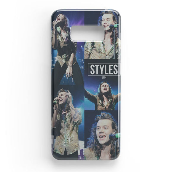 1 Direction Harry Styles Samsung Galaxy S8 Plus Case | Tridicase