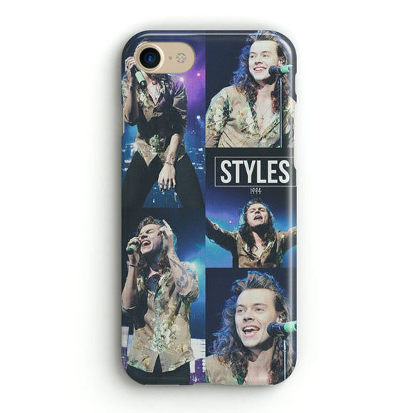 1 Direction Harry Styles iPhone 8 Case | Tridicase