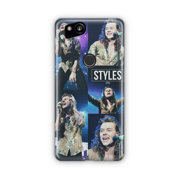 1 Direction Harry Styles Google Pixel 2 Case | Tridicase