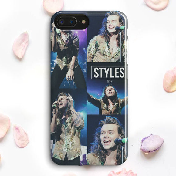 1 Direction Harry Styles iPhone 8 Plus Case | Tridicase