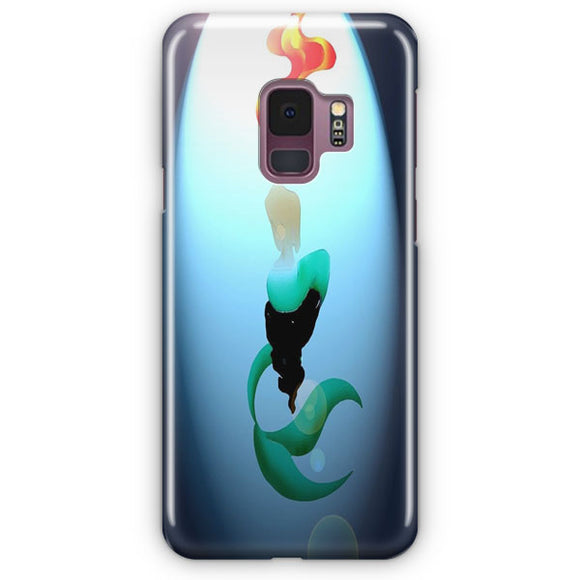 1617 Best Little Mermaid Samsung Galaxy S9 Case | Tridicase