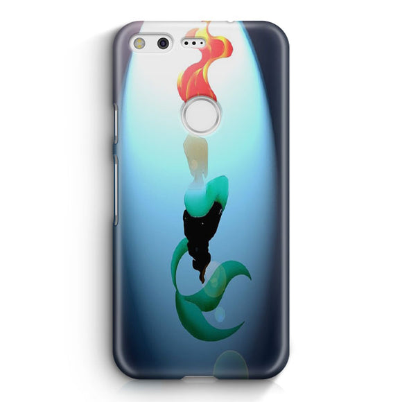1617 Best Little Mermaid Google Pixel Case | Tridicase