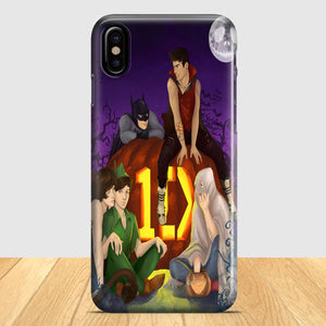 1D Halloween iPhone X Case | Tridicase