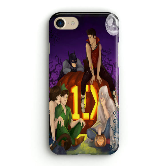 1D Halloween iPhone 8 Case | Tridicase