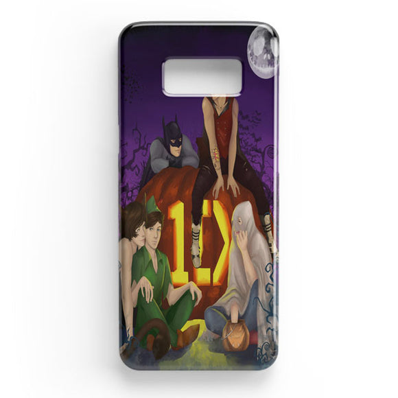 1D Halloween Samsung Galaxy S8 Plus Case | Tridicase