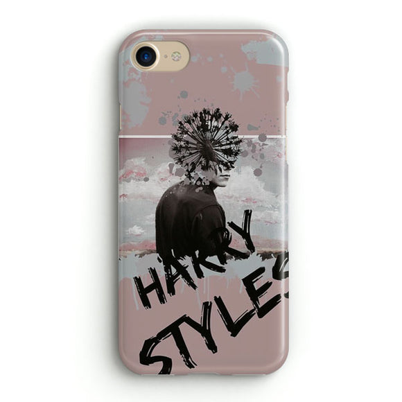 1D Harry Styles Artwork iPhone 8 Case | Tridicase