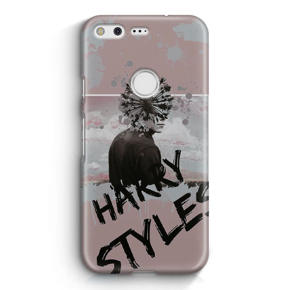 1D Harry Styles Artwork Google Pixel Case | Tridicase