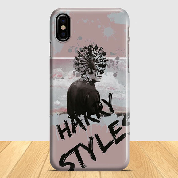 1D Harry Styles Artwork iPhone X Case | Tridicase