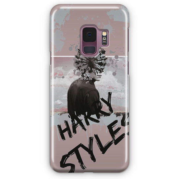 1D Harry Styles Artwork Samsung Galaxy S9 Case | Tridicase