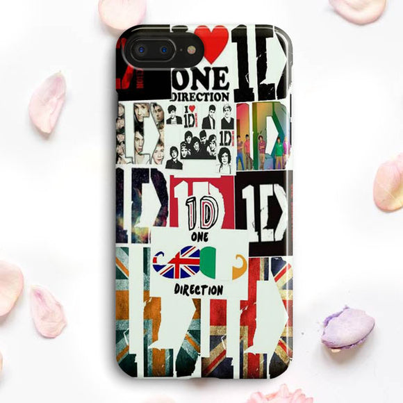 1D One Direction iPhone 7 Plus Case | Tridicase