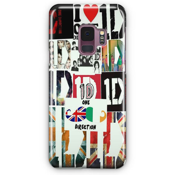1D One Direction Samsung Galaxy S9 Case | Tridicase