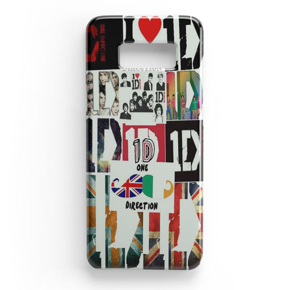 1D One Direction Samsung Galaxy S8 Plus Case | Tridicase