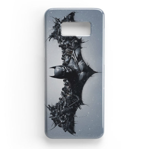 2014 Batman Arkham Knight Samsung Galaxy S8 Plus Case | Tridicase