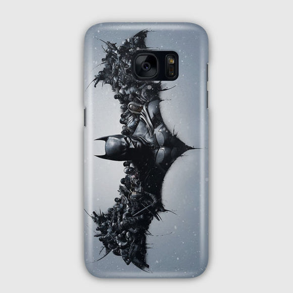 2014 Batman Arkham Knight Samsung Galaxy S7 Edge Case | Tridicase