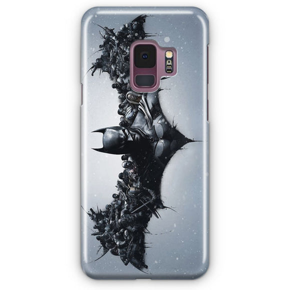 2014 Batman Arkham Knight Samsung Galaxy S9 Case | Tridicase