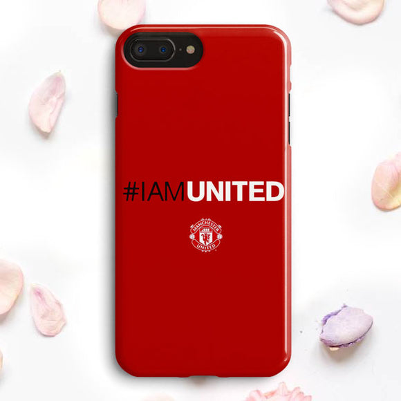 2015 Manchester United iPhone 7 Plus Case | Tridicase