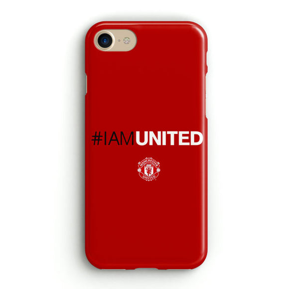 2015 Manchester United iPhone 8 Case | Tridicase