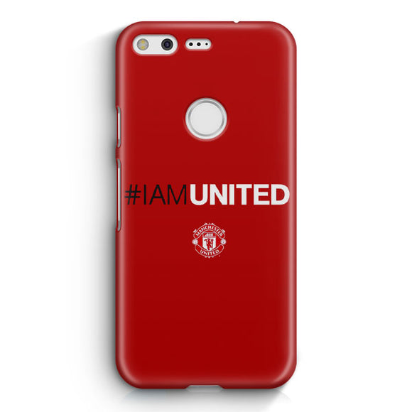 2015 Manchester United Google Pixel XL Case | Tridicase