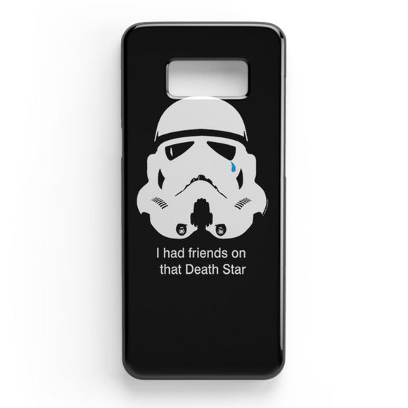 32 Star Wars Samsung Galaxy S8 Plus Case | Tridicase