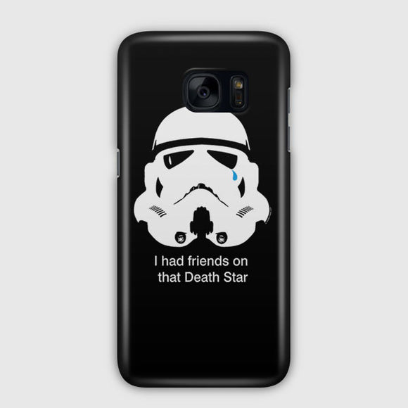 32 Star Wars Samsung Galaxy S7 Edge Case | Tridicase
