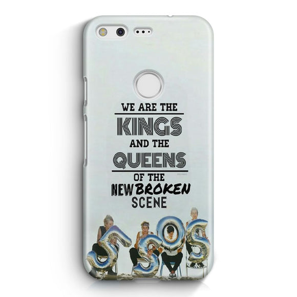 5 Sos Kings And Queens Google Pixel Case | Tridicase