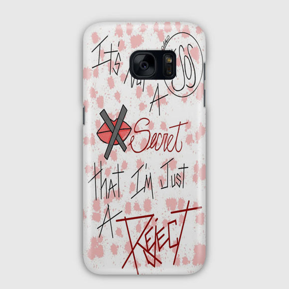 5 Sos Reject Samsung Galaxy S7 Edge Case | Tridicase