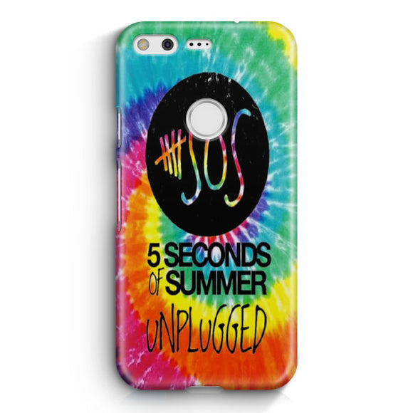 5 Sos Unplugged Google Pixel XL Case | Tridicase