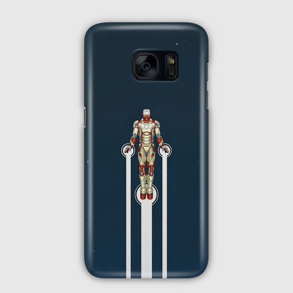 69 Iron Man Samsung Galaxy S7 Edge Case | Tridicase