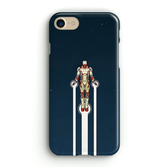 69 Iron Man iPhone 8 Case | Tridicase