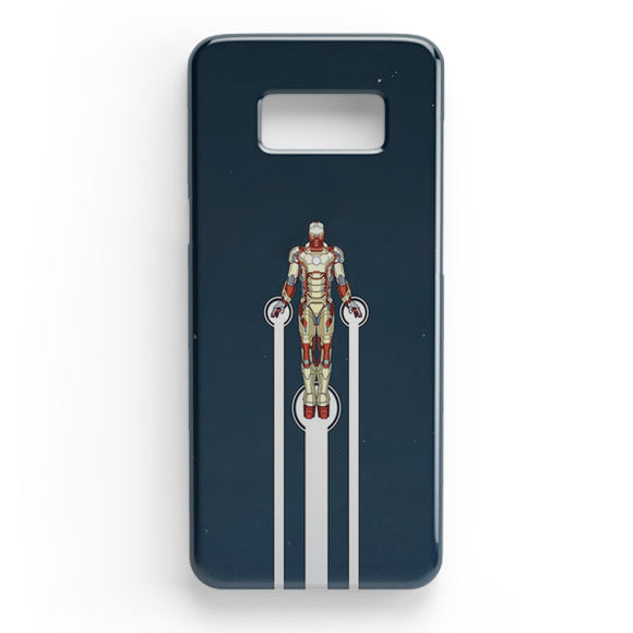 69 Iron Man Samsung Galaxy S8 Plus Case | Tridicase