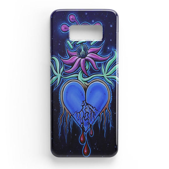 A Concrete Heart Samsung Galaxy S8 Plus Case | Tridicase