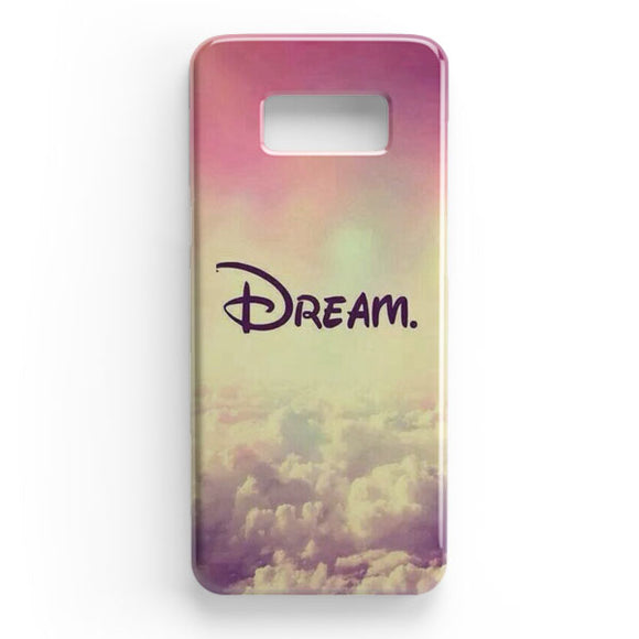 A Dream Is A Wish Samsung Galaxy S8 Plus Case | Tridicase