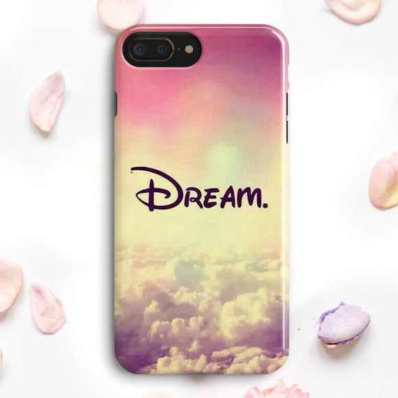 competitive price 4e000 eacef A Dream Is A Wish iPhone 8 Plus Case   Tridicase