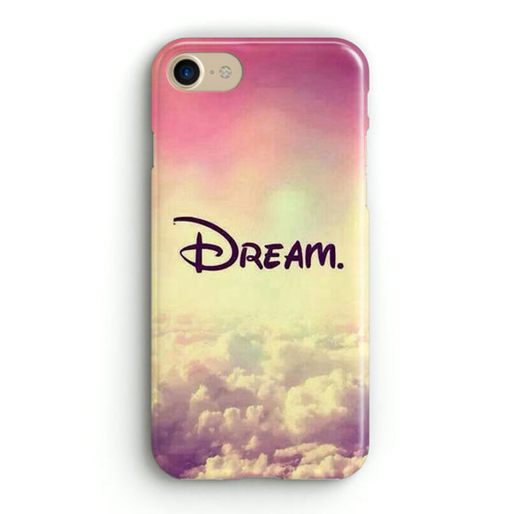 A Dream Is A Wish iPhone 8 Case | Tridicase